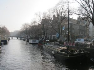 House boat museum