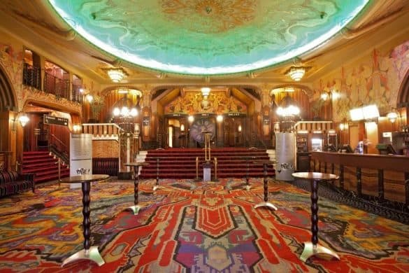 Tuschinski movie theatre amsterdam