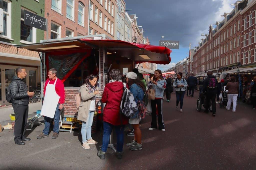 poffertjes albert cuyp market