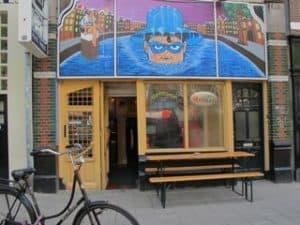 Coffee Shop Amsterdam Westerstraat