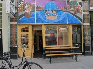 Coffee Shop Amsterdam Westerstraat