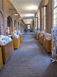 Book market Amsterdam