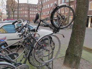 Lost bike in Amsterdam