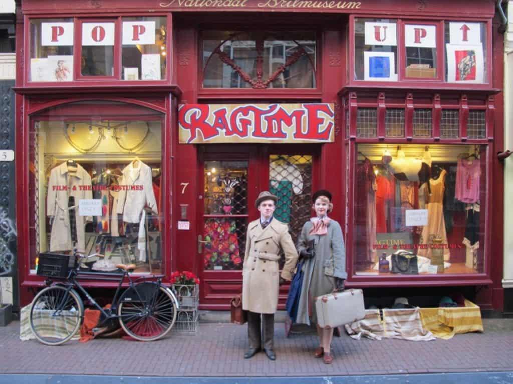 Best shops in Amsterdam