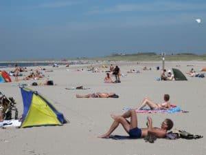 Amsterdam beach
