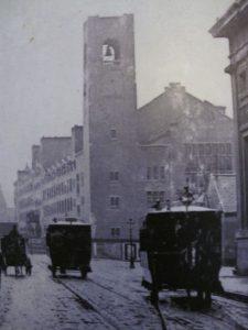 Stock market Amsterdam 1903