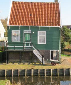 House on Marken
