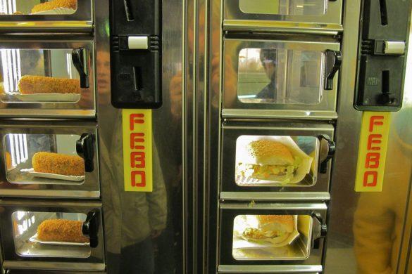 Amsterdam fast food