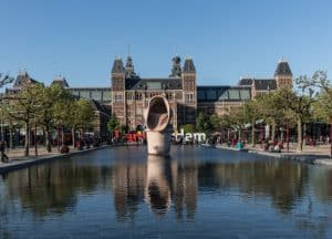 Amsterdam Sculpture Route 2017