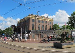 Amsterdam Portugese Synagoge
