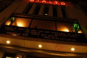 Art house films at Amsterdam cinema Rialto