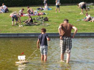 Westerpark pool