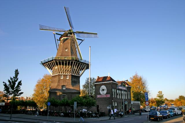 Amsterdam Beer brewery 't IJ