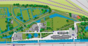Westergasfabriek map