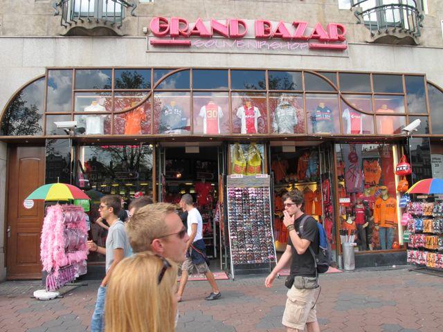 Netherlands drug tourism sex tourism