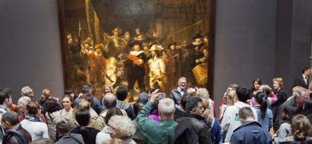 Amsterdam Rijksmuseum Night Watch