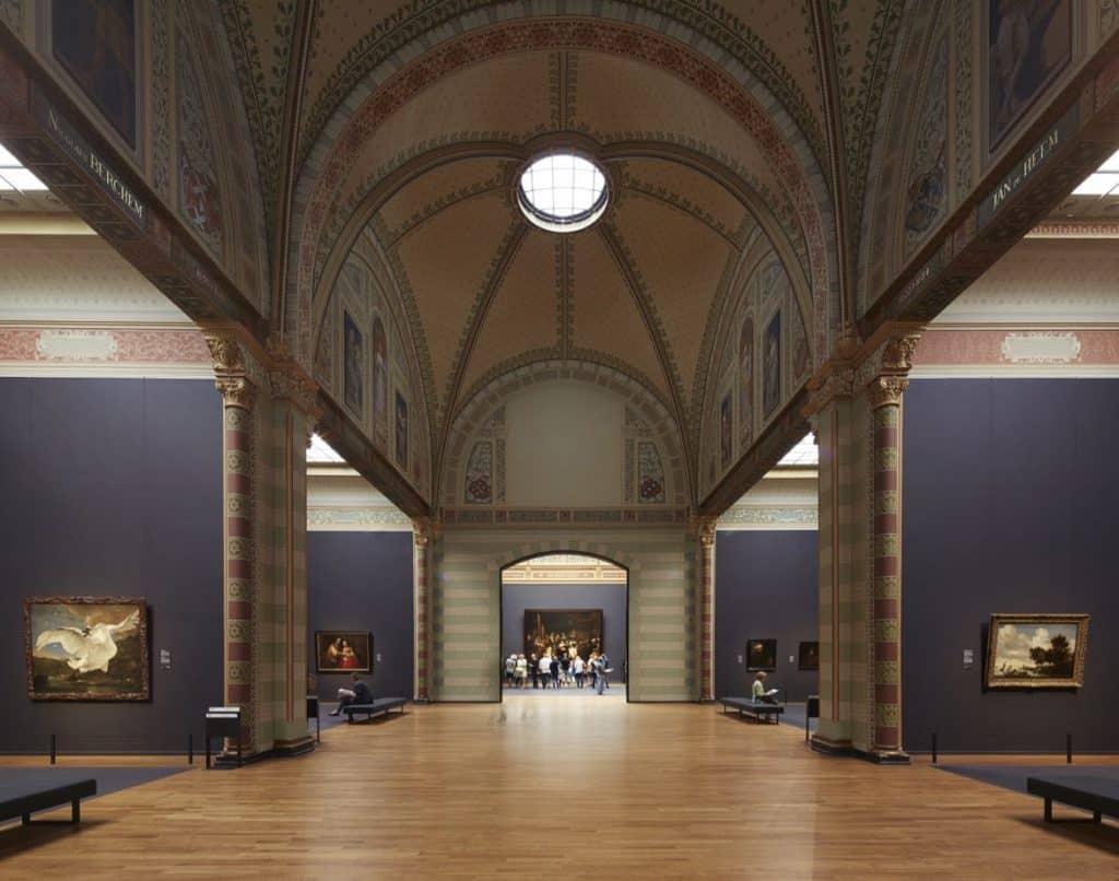 Gallery of Honour Rijksmuseum Amsterdam