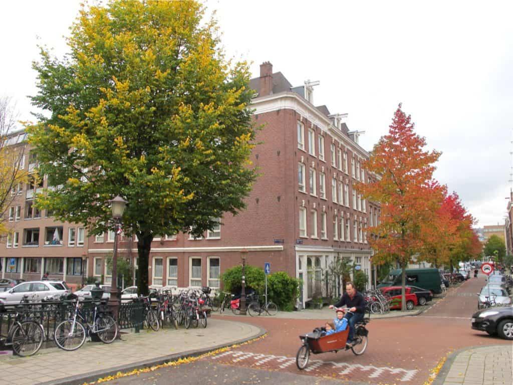Jacob van Lennepstraat, Amsterdam.