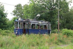 weird Amsterdam museum: tram