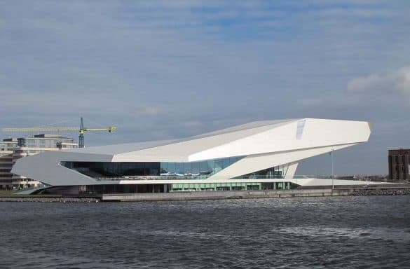 Eye Film Museum Amsterdam