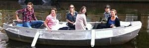private boat rental Amsterdam