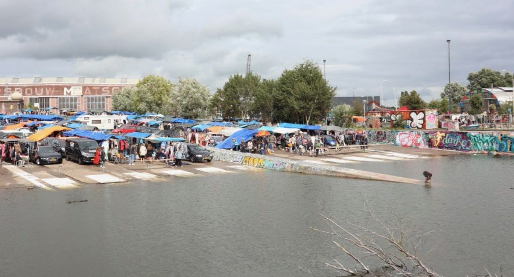 ndsm market Amsterdam