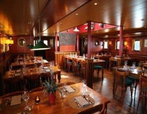 Pollux restaurant NDSM