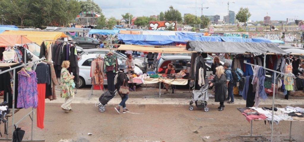 NDSM Flea market