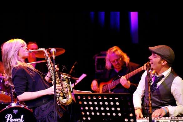Live jazz in Amsterdam