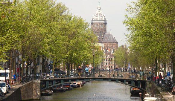 Amsterdam free audio