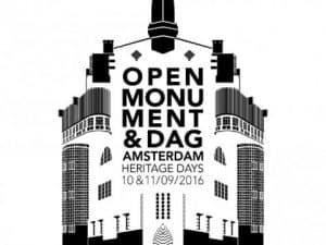 Amsterdam heritage days 2016