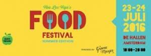 Amsterdam vegetarian food festival 2016