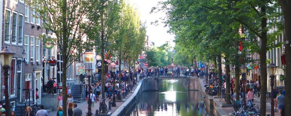 Is Amsterdam safe?