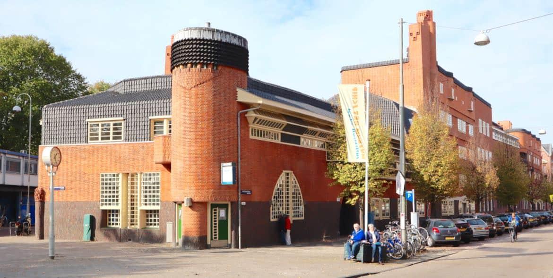 Art Nouveau In Het Rijksmuseum.Amsterdam School Architecture