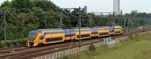 Dutch train NS