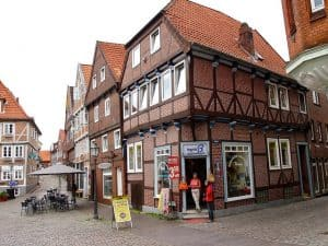 Medieval house Germany