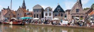 Fisherman village Monnickendam