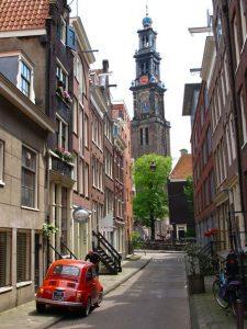 Amsterdam points of interest: Jordaan