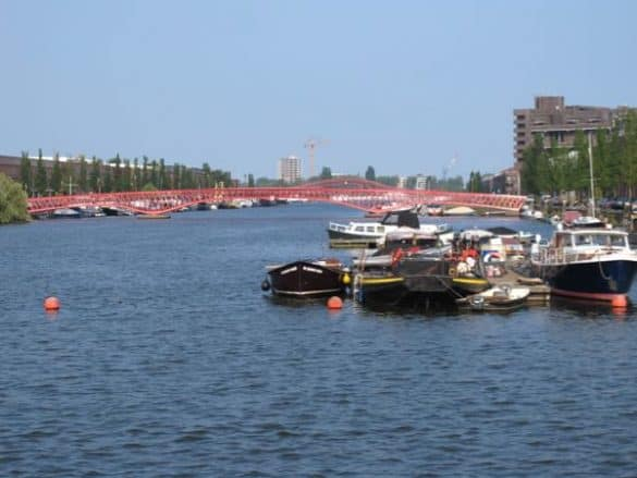 IJ-lake bike tour