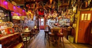 Amsterdam's first gay bar