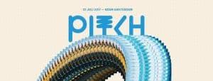 Pitch electronic music festival Amsterdam