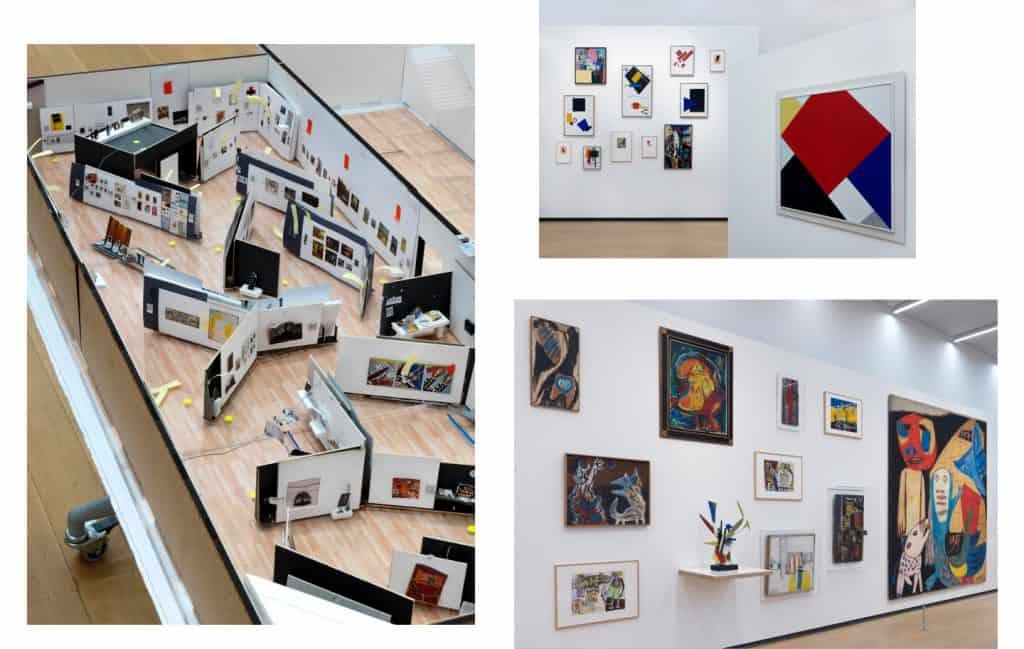 Stedelijk, Amsterdam modern art museum