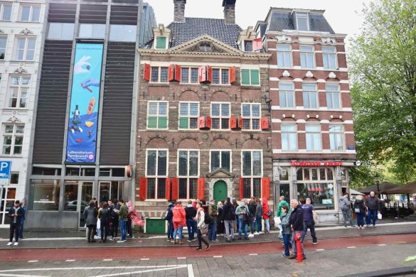 Rembrandt Museum Amsterdam