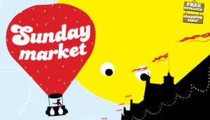 Sunday Market Amsterdam 2016