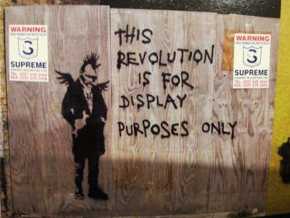 Banksy Museum MOCO