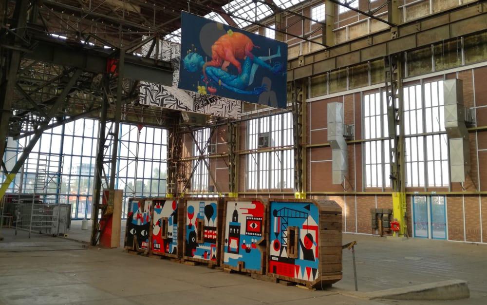 Broedplaats Amsterdam: NDSM