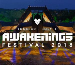 Awakenings Festival Amsterdam 2018