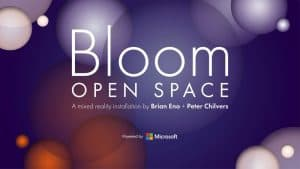 Bloom Open Space flyer