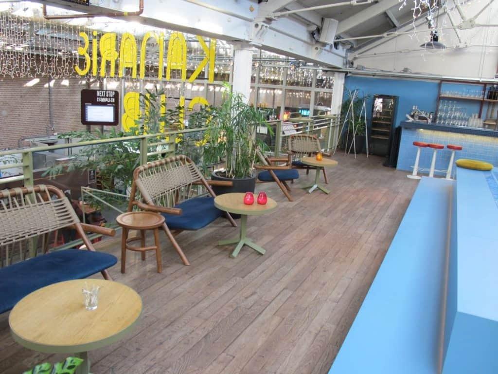 Bar at the Hallen