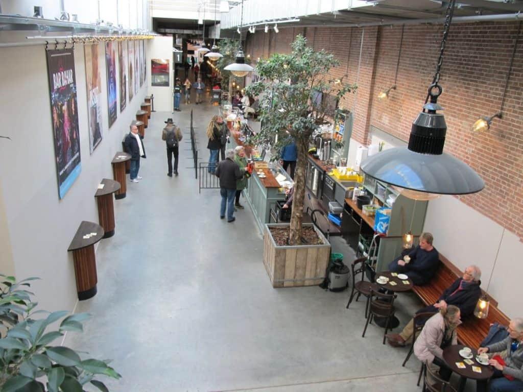 De Hallen Amsterdam Food Court